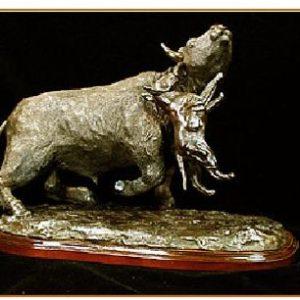 Bull Terrier - Bull Scene