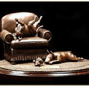 Bull Terrier - Comfort Zone