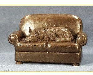 German Shepherd Dog - Couch Potato