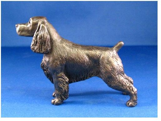 Field Spaniel- Small Standing