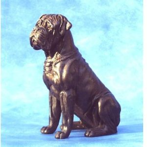 Bullmastiff - Small Sitting Dog