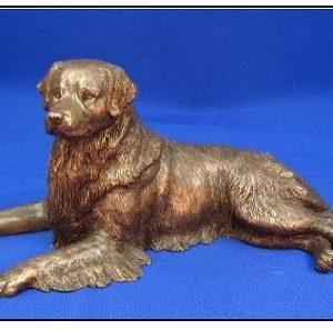 Golden Retriever Dog - Large Lying