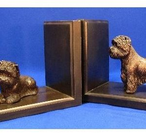 West Highland White Terrier- Bookends
