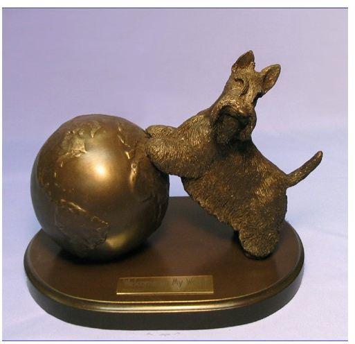 Scottish Terrier - New Worlds to Conquer