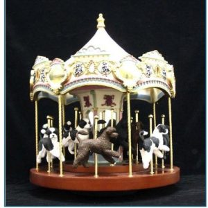 Portuguese WaterDog Carousel