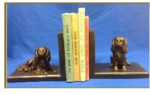 Cavalier King Charles Spaniel - Bookends
