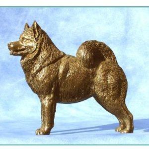 Alaskan Malamute - Small Standing Dog