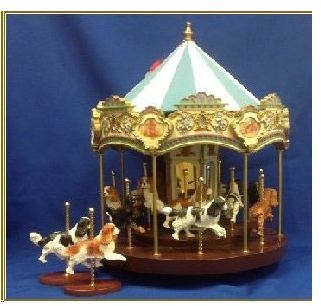 Cavalier King Charles Spaniel - Carousel