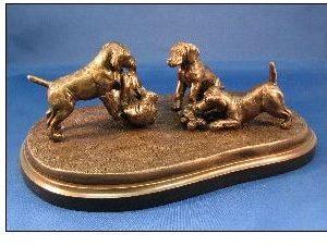 Vizsla - Pups on Base