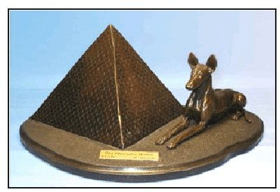 Pharaoh Hound - The Pharaoh's Hound