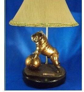 Bulldog - Its My World Lamp