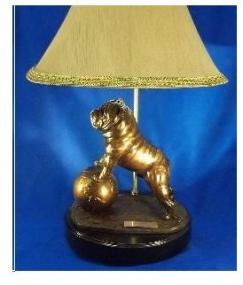 Bulldog - Its My World Lamp
