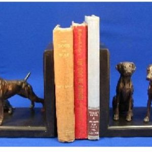 Weimaraner - Bookends