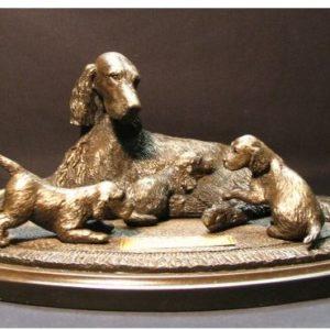 Gordon Setter Dog - Little Treasures