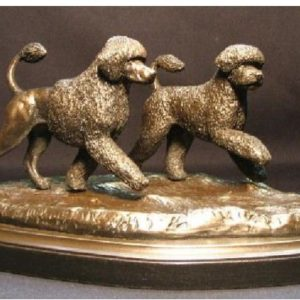 Portuguese WaterDog - Small Pair Moving