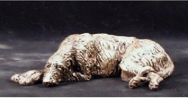 Scott. Deerhound - Small Sleeping