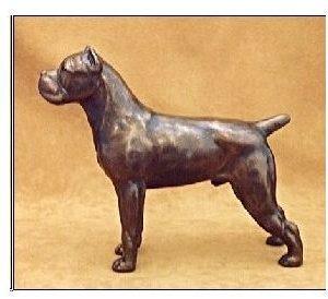 Cane Corso - Small Standing Dog