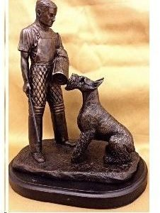 Giant Schnauzer - Bark and Hold