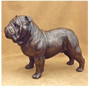 Bulldog - Large Standing
