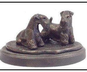 "Sealyham Terrier - ""Let's Be Friends"""