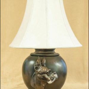 Boxer - Relief Headstudy Lamp