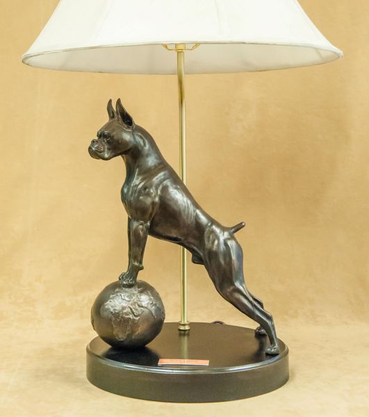 "Boxer-Lamp Quintessence- ""The Fifth Essence"""