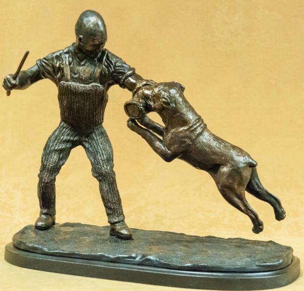 Rottweiler - Full Grip