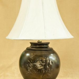 Weimaraner - Large Relief Lamp