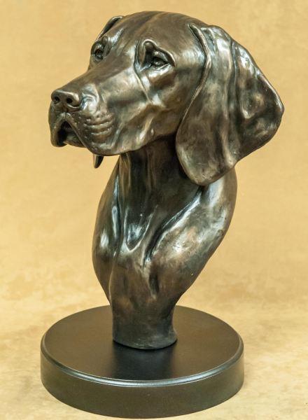 Weimaraner - Large Bust