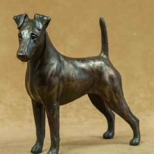 Fox Terrier Smooth - Large Standing Dog