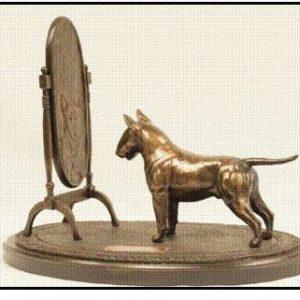 Bull Terrier - Mirror Mirror