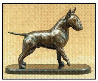 Bull Terrier - Large Standing Dog