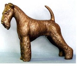 Airedale Terrier - Large Standing Dog