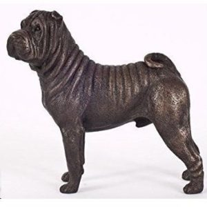 Chinese Shar Pei - Small Standing Dog