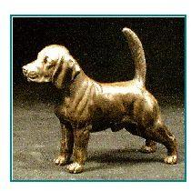 Beagle - Small Standing Dog