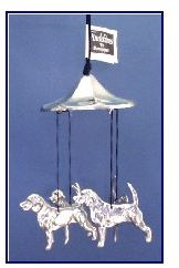 Beagle Dog - Windchimes