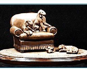 Bedlington Terrier - Confort Zone