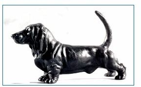 Basset Hound - Small Standing Dog