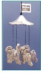 Bichon Dog - Windchimes