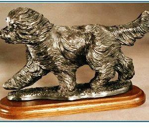 Bearded Collie -Large Moving Dog