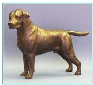 Labrador Dog - Large Standing