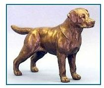 Labrador Dog - Small Standing