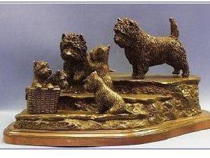 Cairn Terrier -A Family Affair