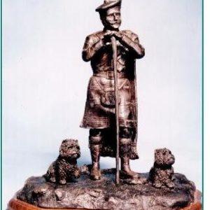 Cairn Terrier - Highland Clan