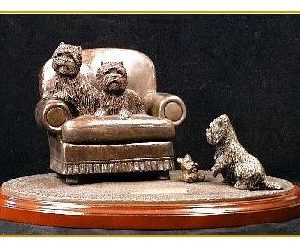 """Cairn Terrier - """"The Gift"""""""
