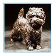 Cairn Terrier - Small Standing Dog