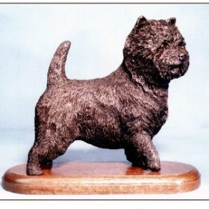 Cairn Terrier - Large Standing Dog II
