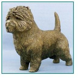 Cairn Terrier - Large Standing Dog