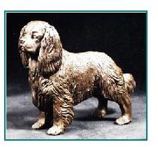 Cavalier King Charles Spaniel - Small Standing Dog