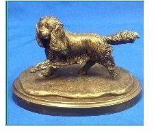 Cavalier King Charles Spaniel -Small Moving Dog
